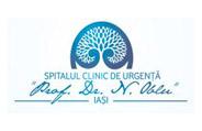 "Spitalul Clinic de Urgenta ""Prof. Dr. N. Oblu"""